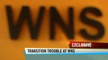 Video : Transition trouble at WNS