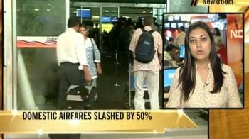 Video : Air travel gets cheaper