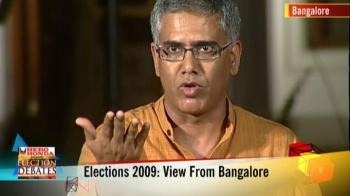 Video : Elections 2009: View from Bangalore