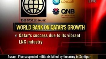 Video : World Bank on Qatar's growth