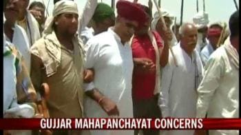 Video : Gujjars to meet over reservation issue today
