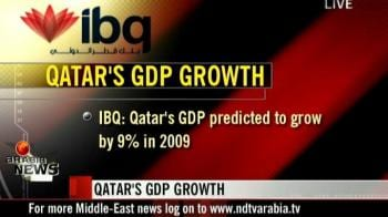 Video : Growth in Qatar's economy