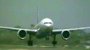 Video : Man travels in Air India plane hidden in toilet