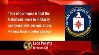 Video : Osama still in Pakistan: CIA