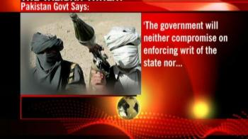 Video : The Taliban threat