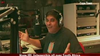 Video : IPL on the Radio