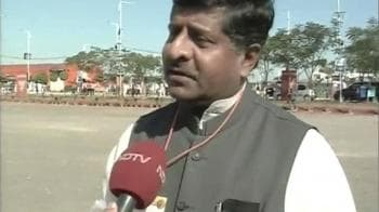 Video : Ravi Shankar Prasad on BJP's new political course