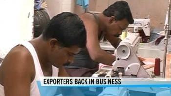 Video : Cheer returns to Tirupur
