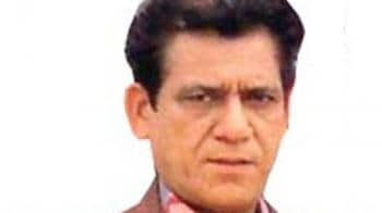 Om Puri's family spat out in public