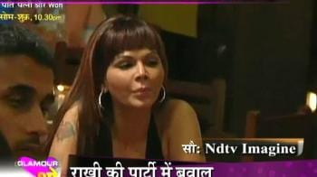 Video : Rakhi Sawant is one angry woman