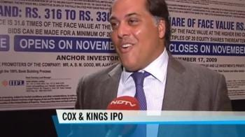 Video : Cox & Kings fixes IPO price band at Rs 3169330
