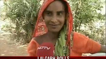 Video : Lalgarh polls