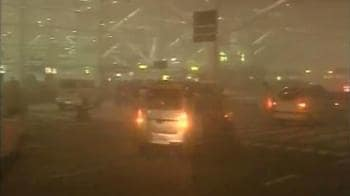 Video : Fog chaos across north India