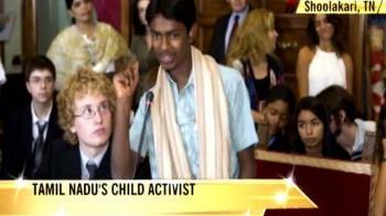 Video : Tamil Nadu's child activist
