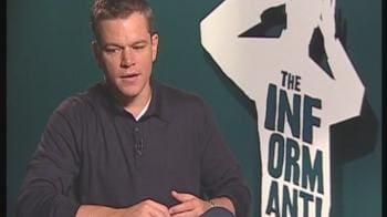 Exclusive: Matt Damon talks to NDTV