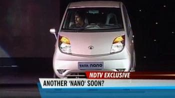 Video : Tata developing all-new Rs 3 lakh compact car