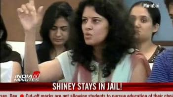 Video : Shiney stays in jail for now