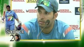 Video : Sachin's teammates speak on his 20 years