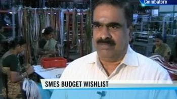 Video : Budget: Expectations of Tirupur's textile exporters