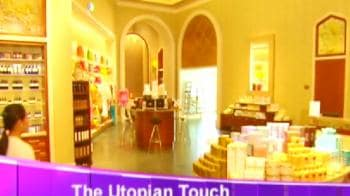 Video : The Utopian touch