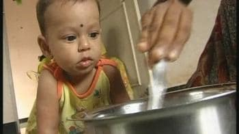 Video : In drought, farmers give away baby girls