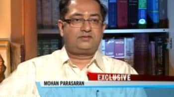 Video : Mohan Parasaran speaks about RIL-RNRL gas row