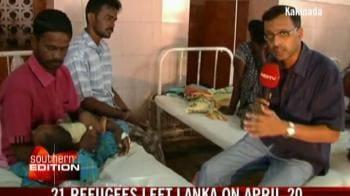 Video : 10 Lanka refugees die of starvation