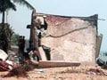 Video: Puducherry's receding beach