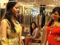 Raashi's search for a bridal lehenga