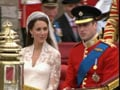 Video : Kate-William's carriage ride