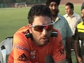 Yuvraj banks on Dada's experience