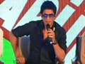 Tried to hit Gayle, but he was too tall: Shahrukh