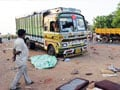 Video : Truck runs over pilgrims in Gujarat, 18 dead