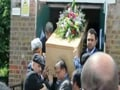 Video: M F Husain buried in London