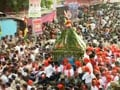 Video: Jagannath yatra begins in Puri, Ahmedabad