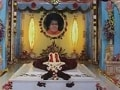 Video: Sai Baba's mahasamadhi unveiled in Puttaparthi
