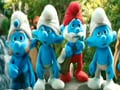 Video : The Smurfs on the big screen!