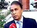 Missing West Indies tour has harmed Sachin: Gavaskar