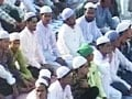 Video : Eid prayers at Jama Masjid