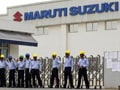 Maruti Suzuki ups production in Manesar plants