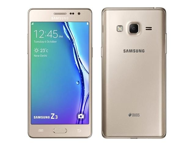 samsung z3 price specifications features  parison