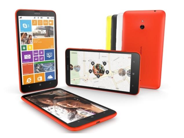 Image result for Nokia lumia 1320