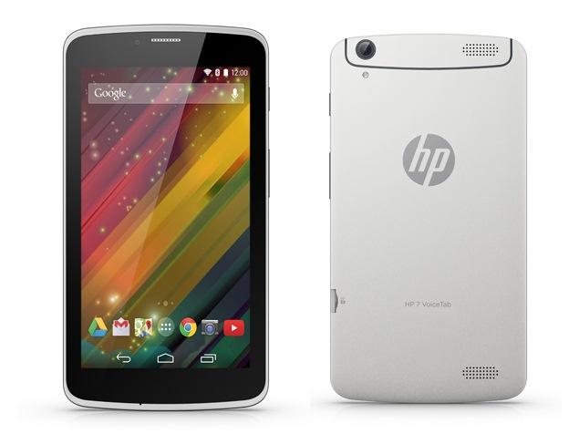 Hp 7 Voicetab Price Specifications Features Comparison