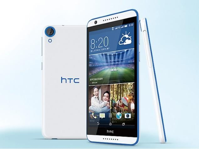HTC Desire 820s With 4G LTE and Octa-Core SoC Launched at Rs. 25,500