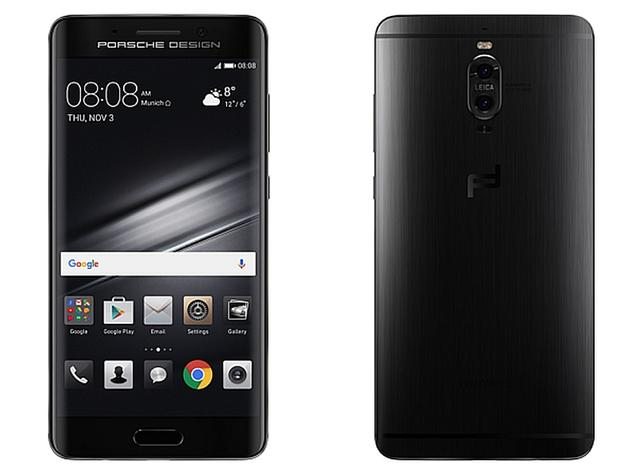 Porsche Design Huawei Mate 9 Price Specifications