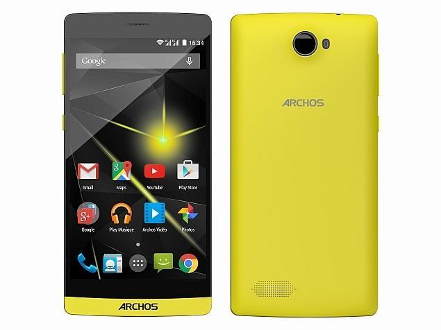 Archos 50 Diamond price, specifications, features, comparison