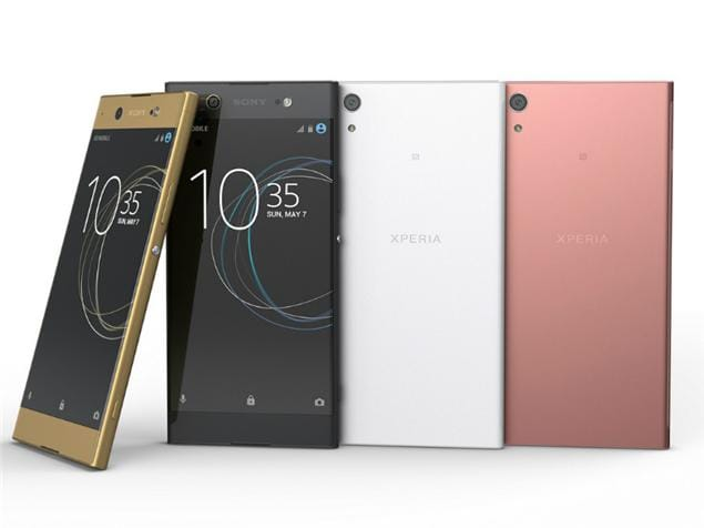 Image result for sony xperia XA1