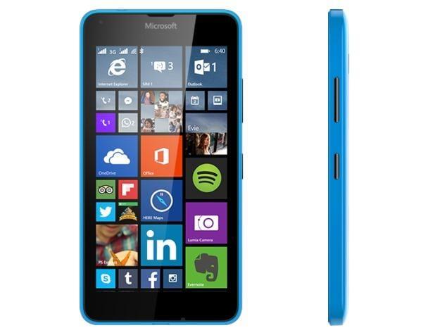 Microsoft Lumia 640 Dual SIM price in India