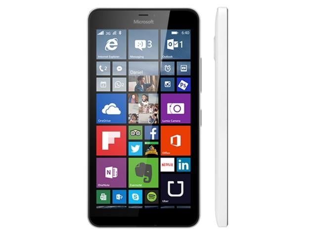 Microsoft Lumia 640 Xl Price Specifications Features