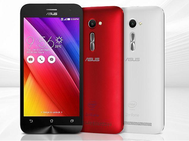 ASUS Zenfone 2 ZE550ML teszt - YouTube